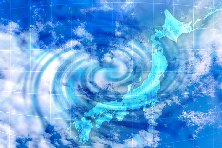 台風_イメージ